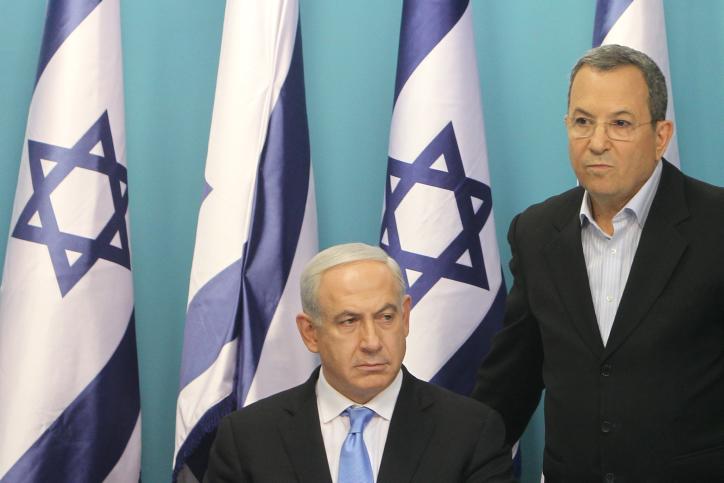 """""""האביב הישראלי"""": ברק קורא להפיל את ממשלת נתניהו"""
