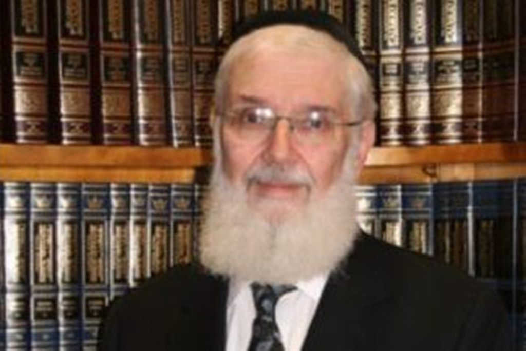 "BD""H: Founder Of Artscroll/Mesorah to Be Buried In Israel"