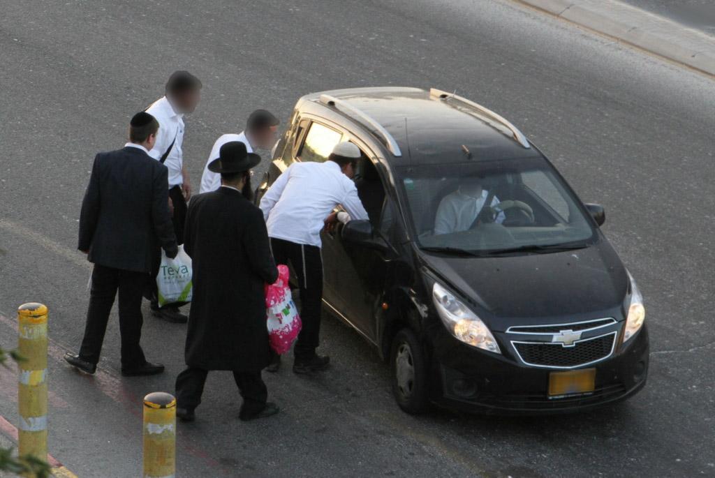 התאונה הקשה בחזור ממירון • הרב לתלמידים: לא לנסוע בטרמפים