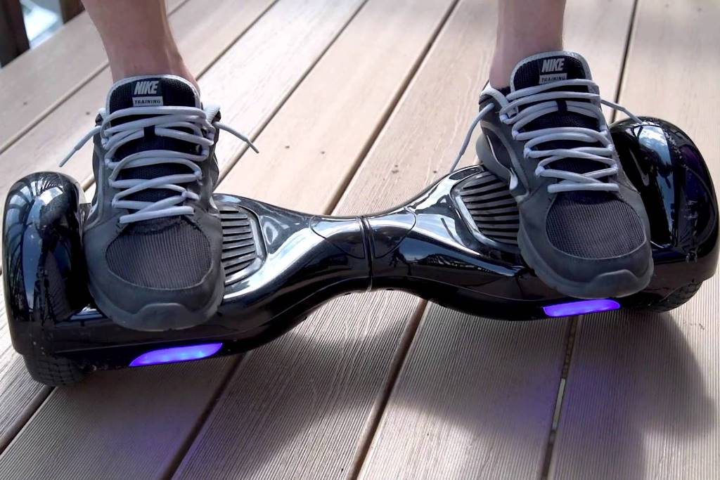 Not A Toy: Child Badly Injured After Falling From Hoverboard