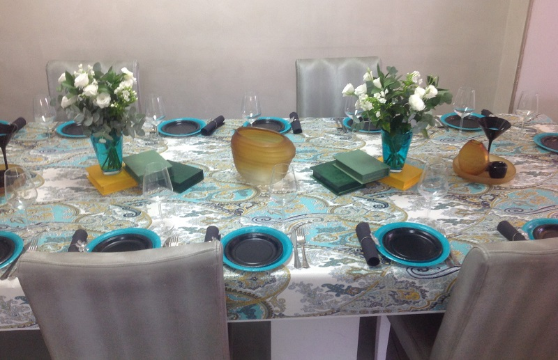 צפו: שולחן שבת בניחוח סוף שנה