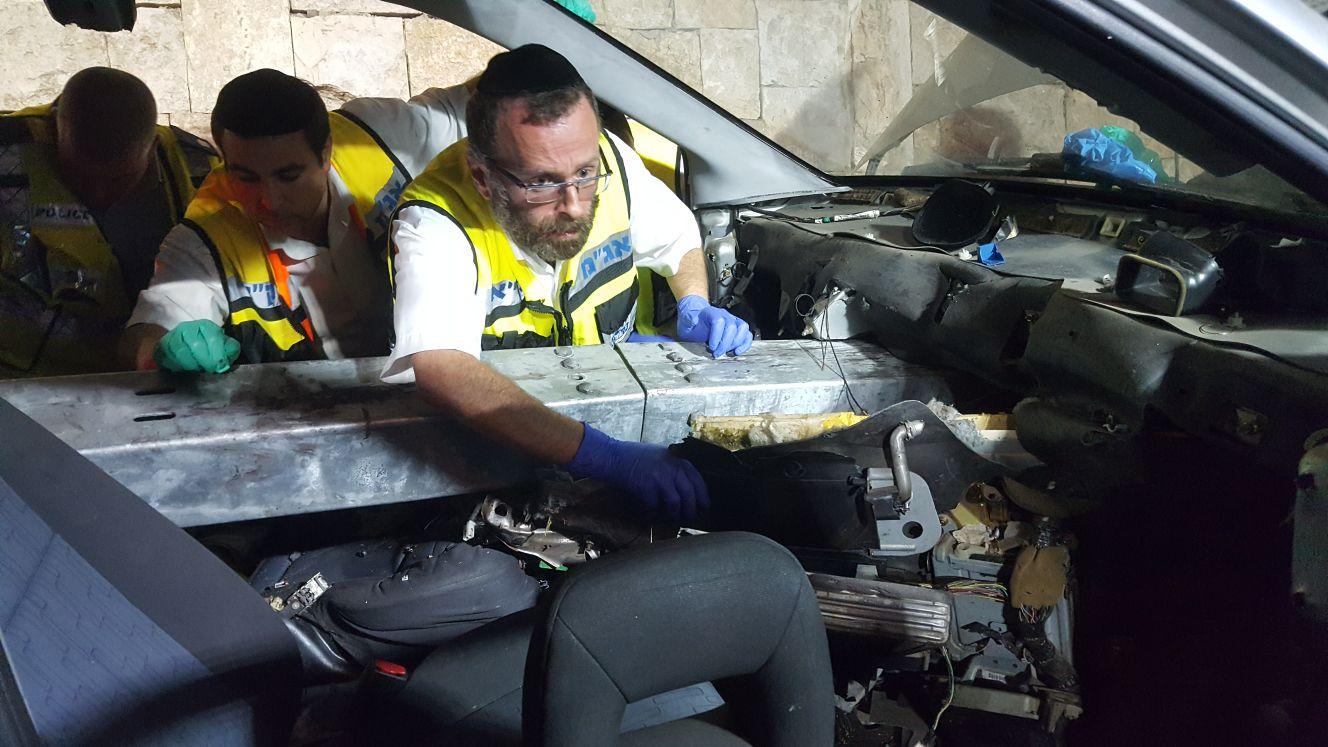 """האסון הלילה בירושלים: דניאל חמיאס ז""""ל"""