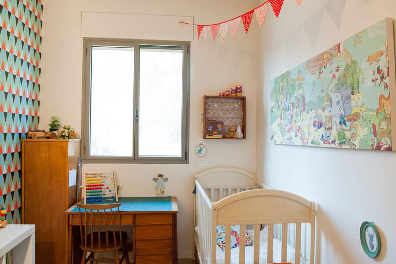 לבת, לבן ולכל המתעניין: חדרי הילדים שיתאימו גם וגם