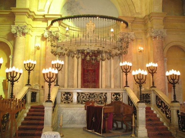 גלריה • בית הכנסת העתיק שהמוסלמים ישפצו ב-22 מיליון דולר