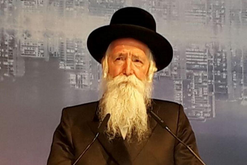 וידאו: הרב גרוסמן עם דבר תורה על הפרשה
