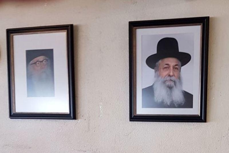 שנה לפטירה: תמונת ראש הישיבה הוצבה בחדר האוכל
