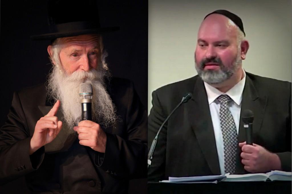 הדיין שטסמן בהתבטאות פוגעת על הרב גרוסמן