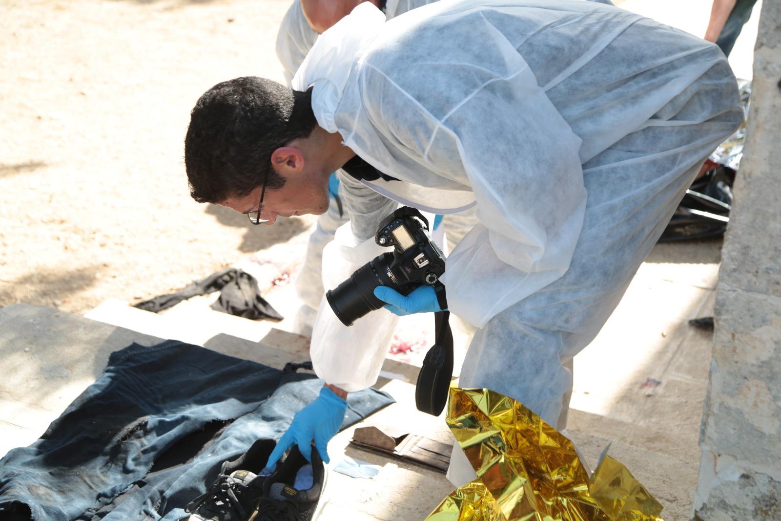 ערבים ישראלים רצחו את השוטרים