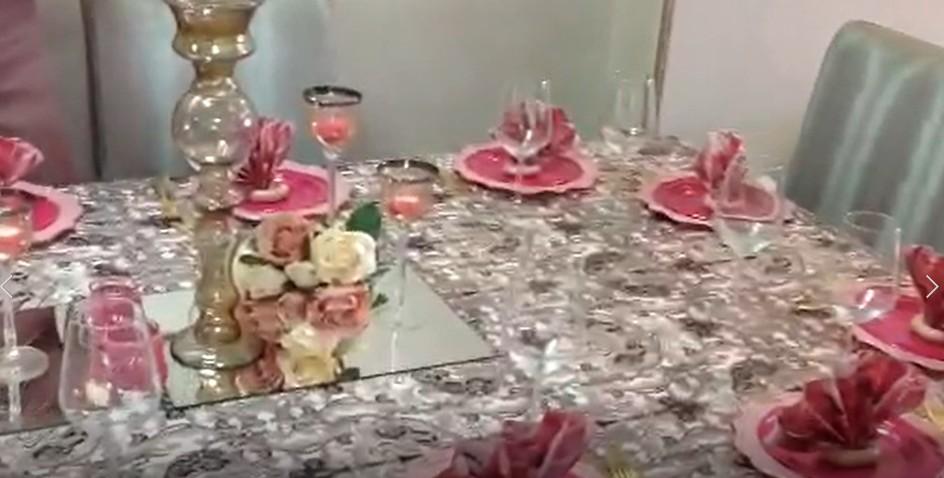 שולחן שבת פורח אצל אפרת פטרזייל: צפו