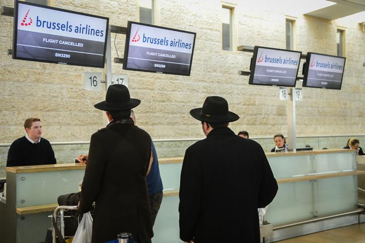מחוסר כסף: בחור הישיבה נאלץ לשוב לישראל