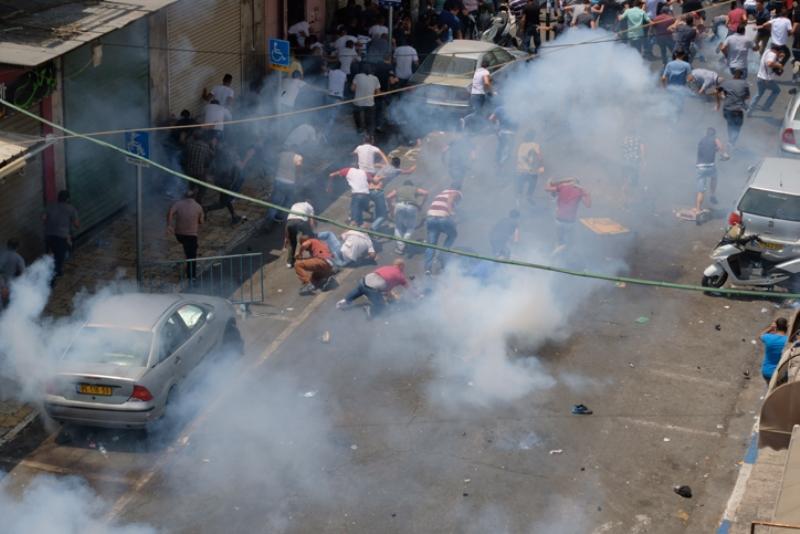 עם סיום התפילות: מהומות פרצו ברחבי מזרח ירושלים; 3 הרוגים