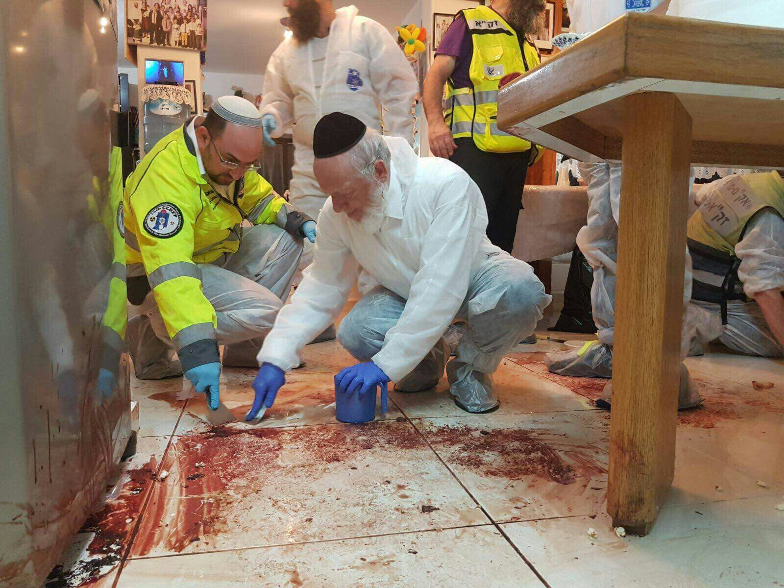 Friday Night Slaughter: Father And Two Of His Children Murdered In Chalamish