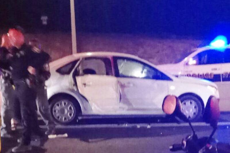 אם ובתה נהרגו: יצאה מהרכב לחלץ הפעוטה