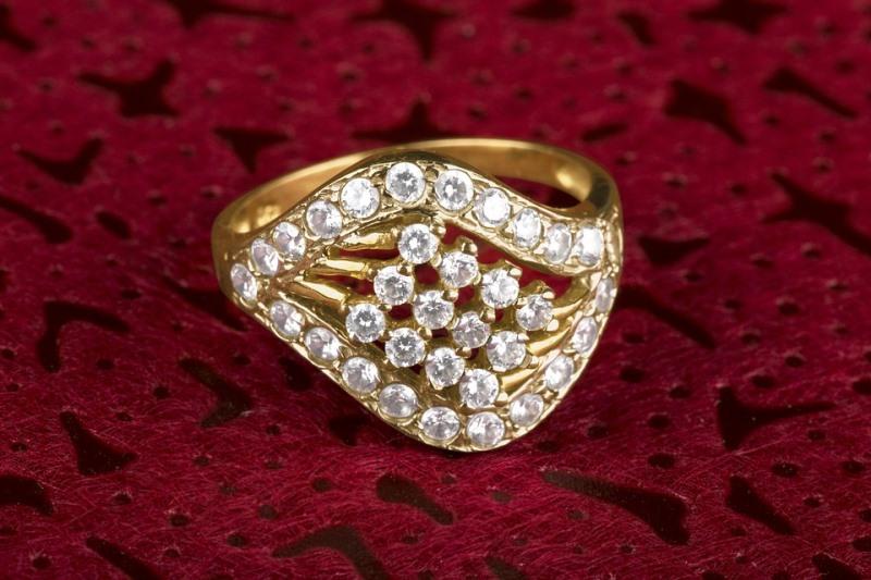 השליכה את הטבעת בשווי 30,000$ לפח