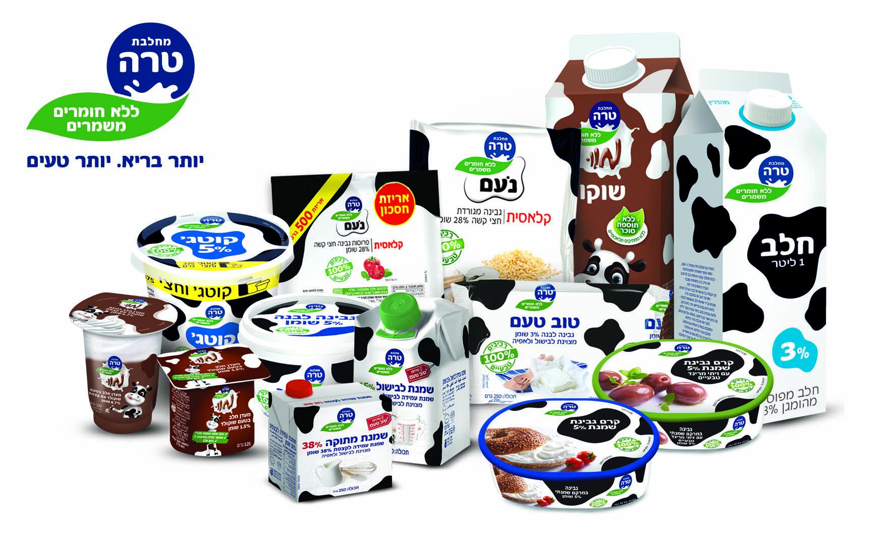 גם בתשעת הימים: מגוון מוצרי חלב בריאים וטעימים יותר לכל המשפחה