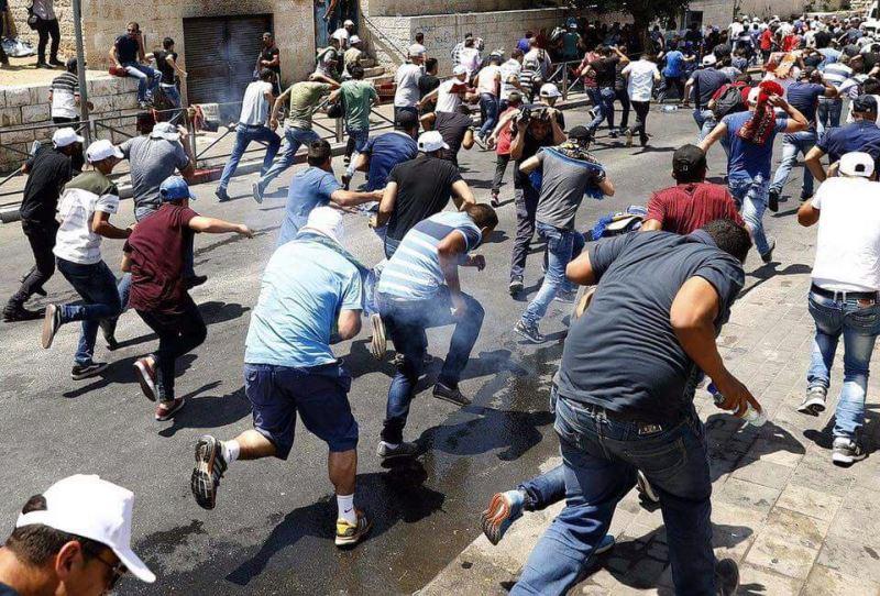 מהומות השבת ביפו: המשטרה ירתה והרגה ערבי