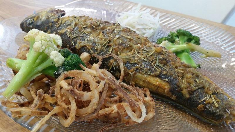 עוד רעיון לסוף הצום: דג לברק מעולה