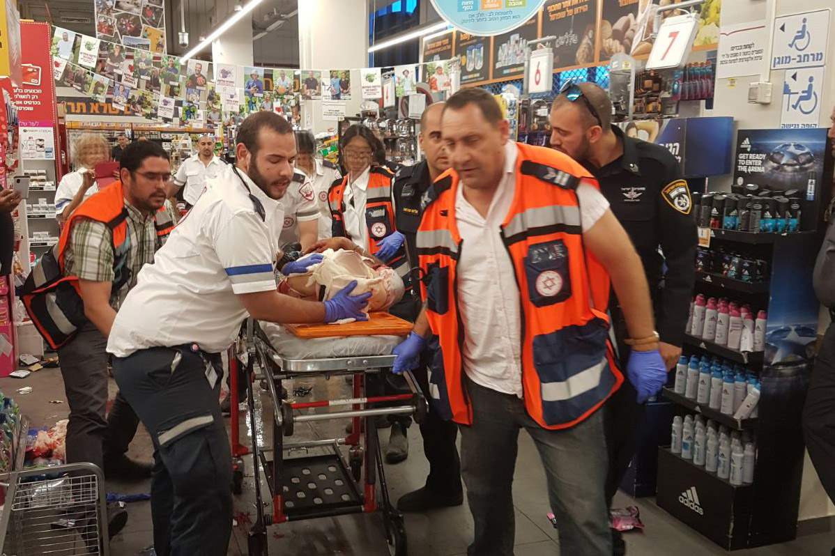 "B""H: Condition Of Niv Gil Ben Hadassah Improving"