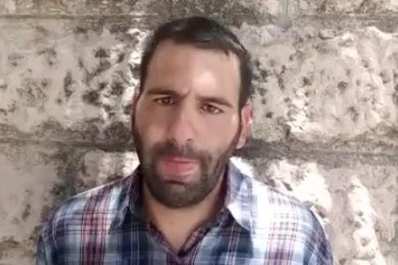 אהרן בעלה של מיכל שנרצחה בידי ערבי מדבר