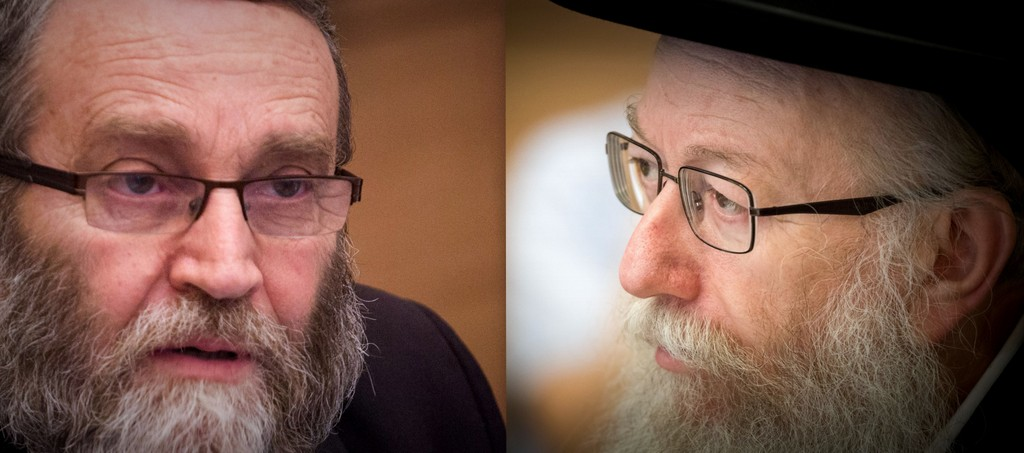 מדוע עורר ליצמן את הקרב ביהדות התורה