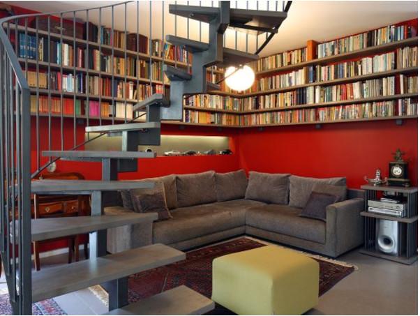 מדריך: כך תסדרו את הספרים בספריה הביתית