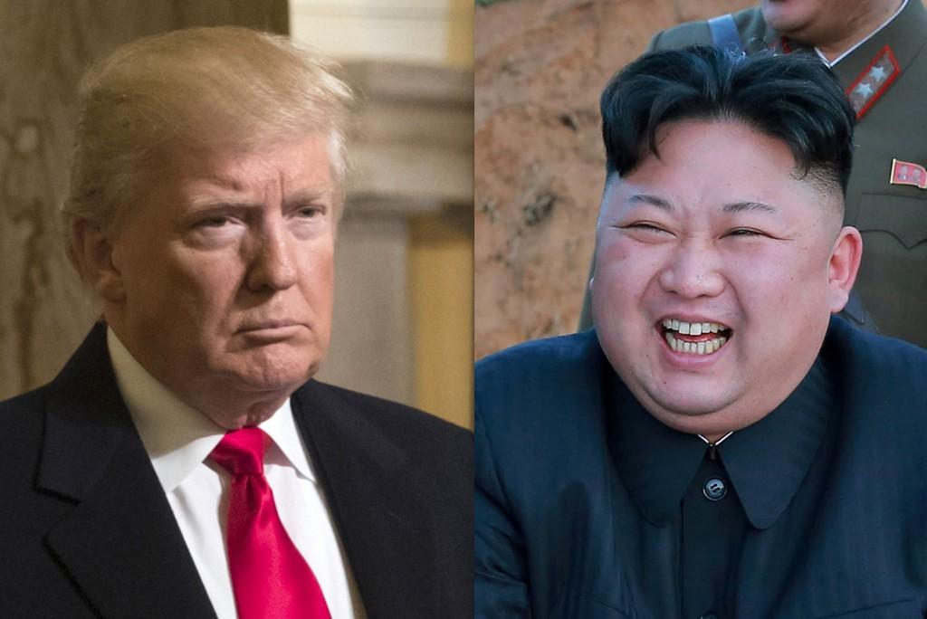 """קים מוסיף להתגרות: """"טראמפ חולה נפש"""""""