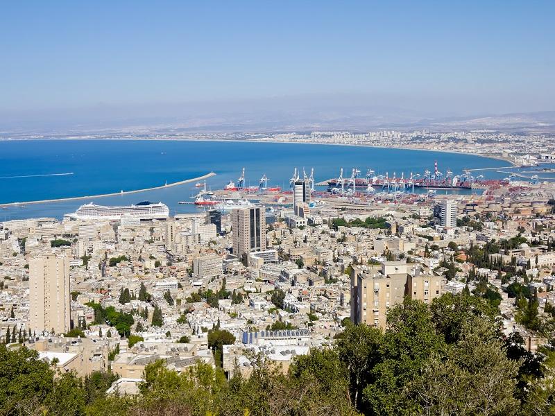 חופשה בחיפה – יידישקייט, נופים ומוזיאונים / יצחק יעקב וולפא