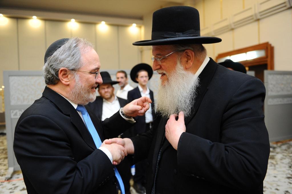 """85 שנה לרבי יוסף חיים: """"אסור לשתוק מול העוול"""""""