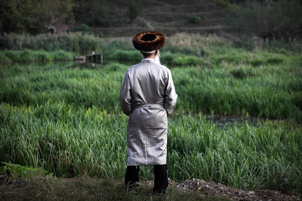 חיים גולד מארח את צאצאו של רבי נחמן: