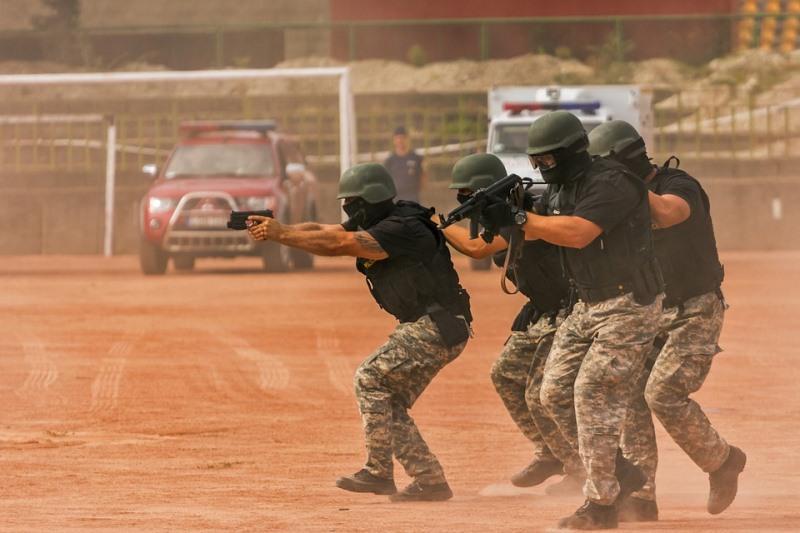 הותר לפרסום: תומכי דאעש תכננו פיגוע ירי