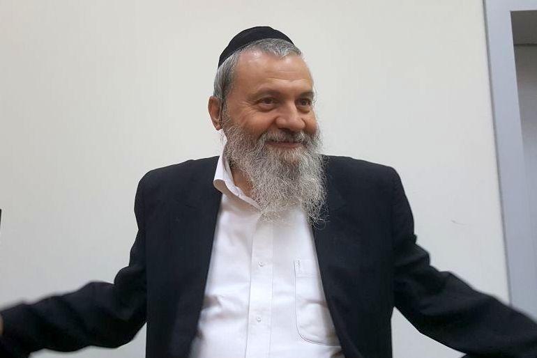 מעצרו של שמעון שר הוארך בארבעה ימים