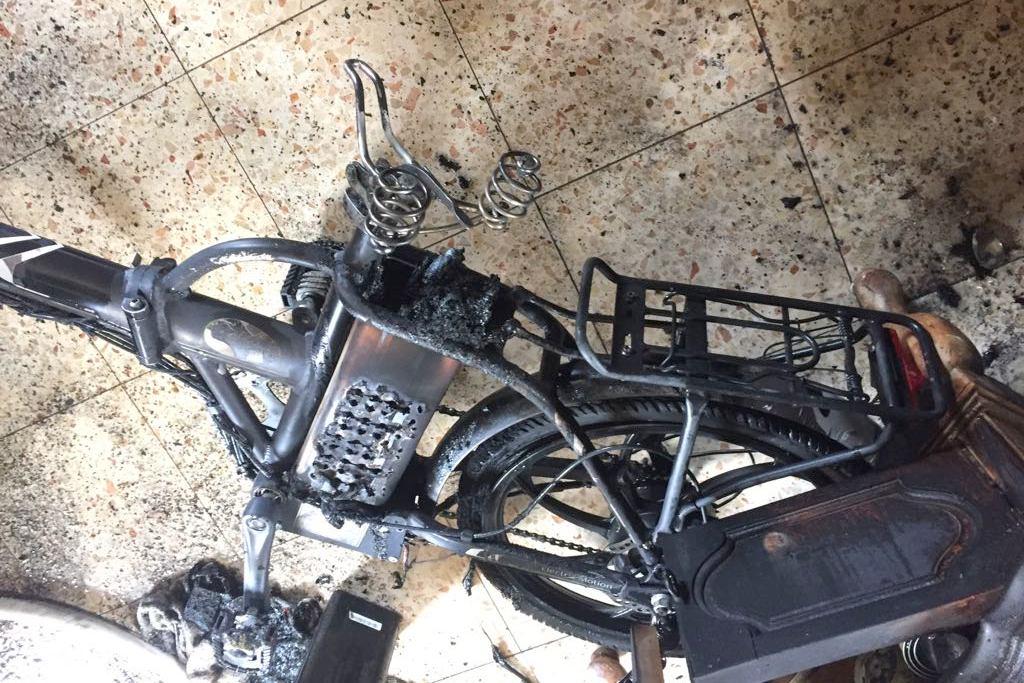 זהירות: מה שאופניים חשמליים יכולות לעשות