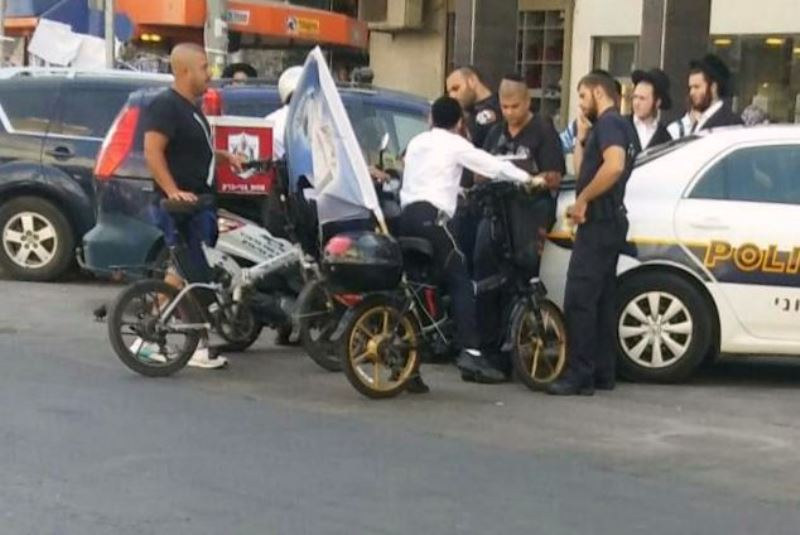 בני ברק: קרב נגד האופניים החשמליים