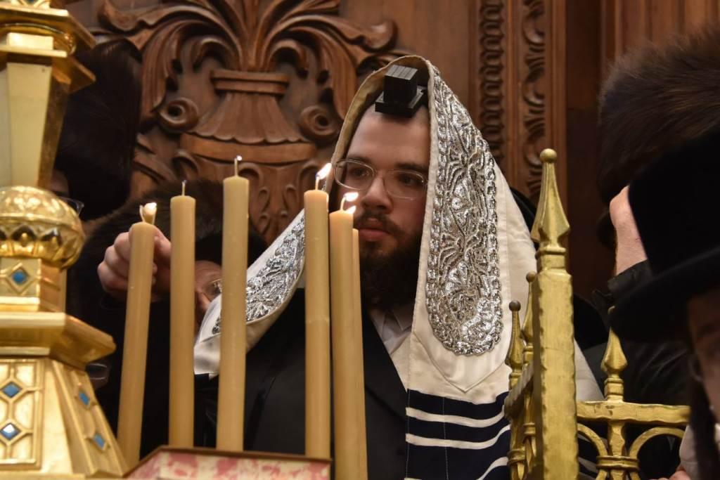 כך חגגו ברית בבעלזא: מהקרישמע ליינען ועד הסעודה • תיעוד ענק