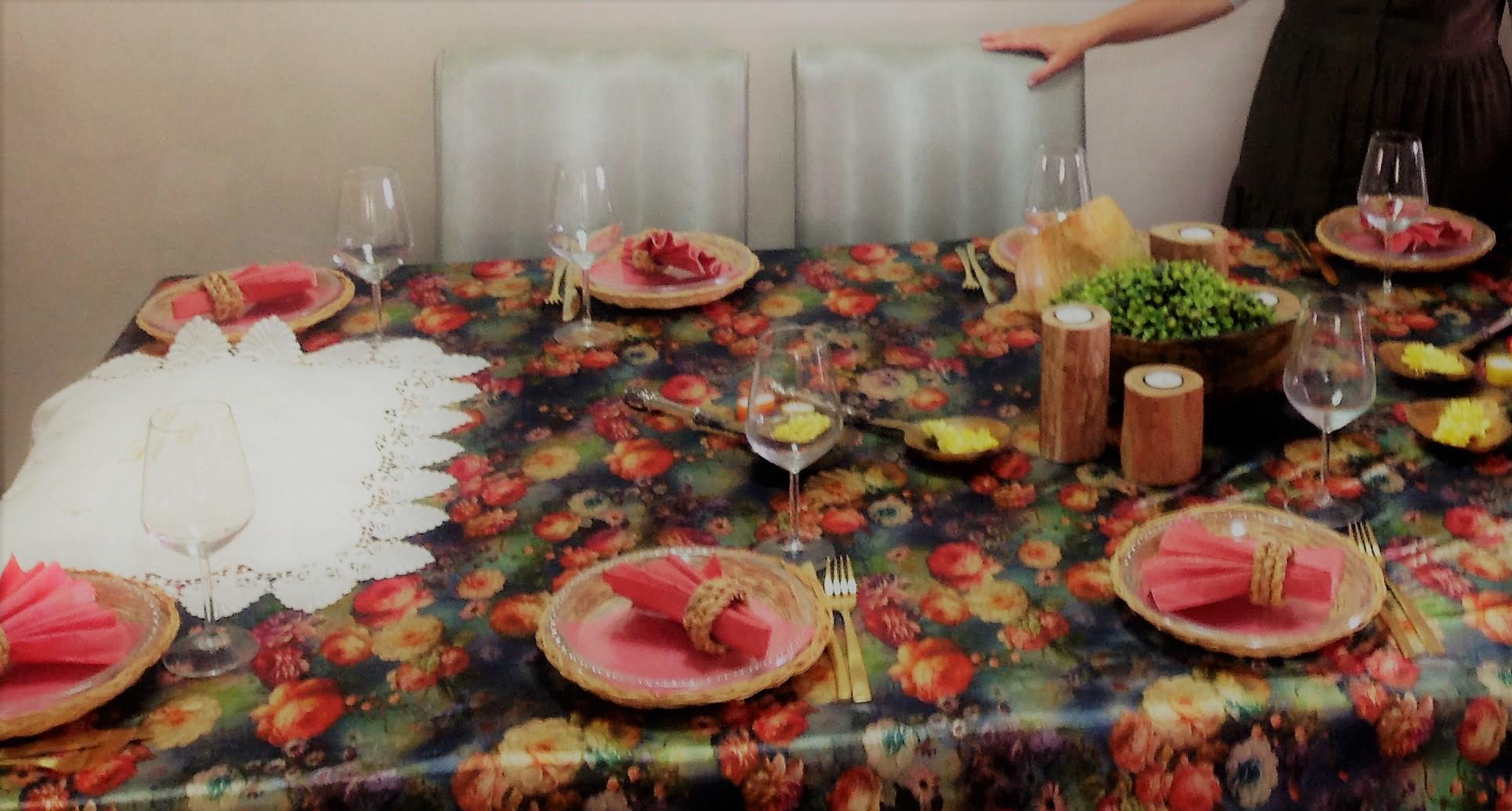 צפו: שולחן השבת של סוף החופש