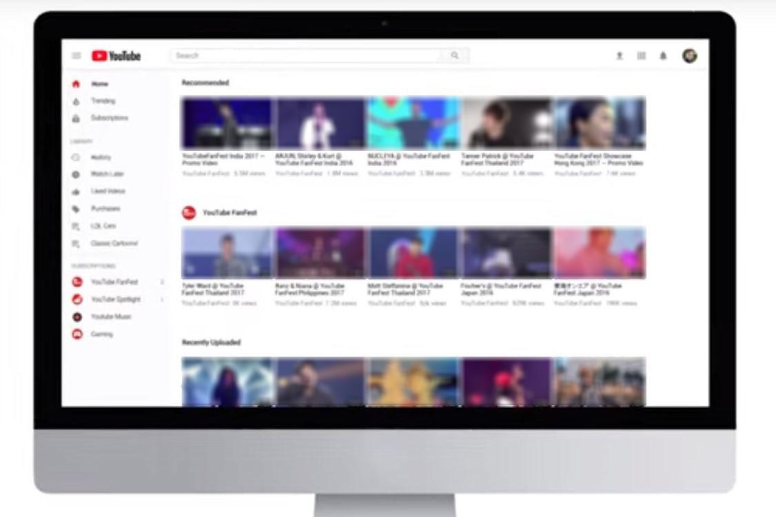 אתר הווידאו הפופולרי בעולם משנה את פניו: הכירו את יוטיוב החדש