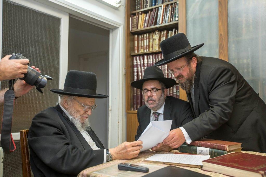 גדולי ישראל התפעלו: 50 אחוז רוצים חינוך יהודי