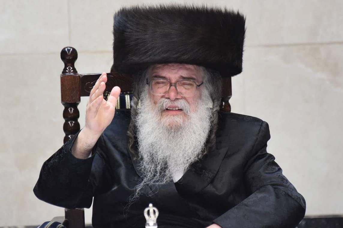 הרבי סובל מבעיות בליבו: משלחות יצאו לקברי הצדיקים