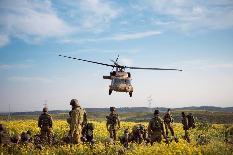 """צפו • תרגיל חסר תקדים בצה""""ל: נערכים למלחמה עם חיזבאללה"""