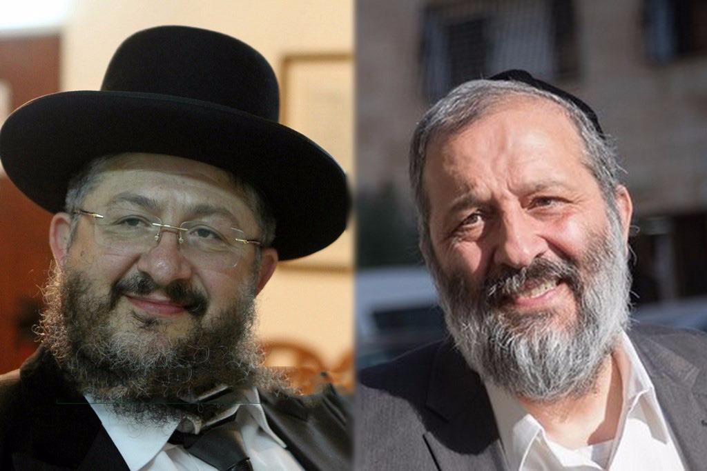 """הרב יהודה דרעי: """"אף יהודי לא יסלח לעצמו על שבחר בנציגים שלנו"""""""