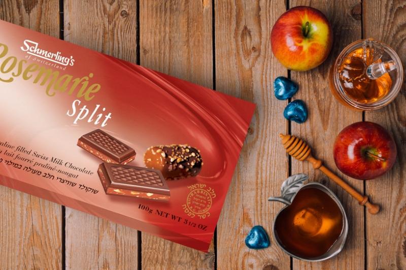 איחולים לשנה טובה ומתוקה עם השוקולדים היוקרתיים של שמרלינג