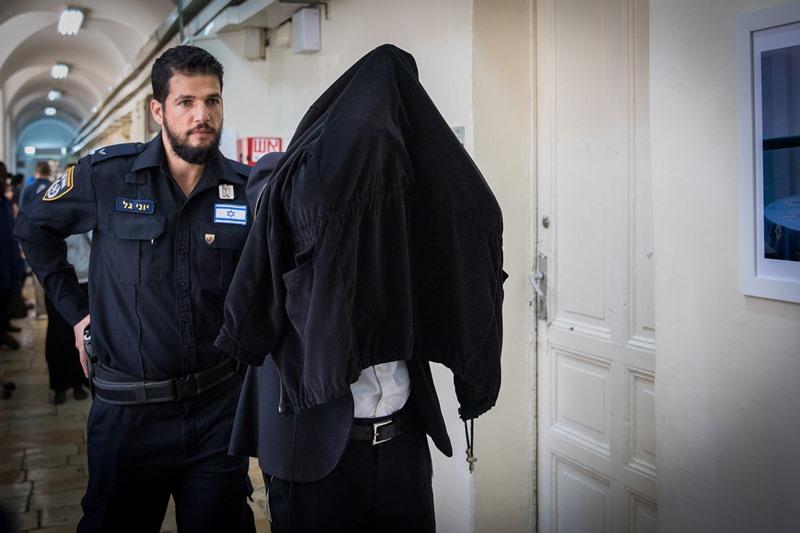 בעל עשרת הפרצופים ממודיעין עילית - נעצר