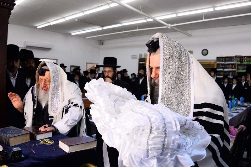 זֶה הַקָּטֹן גָּדוֹל יִהְיֶה: ברית בקוידינוב • צפו