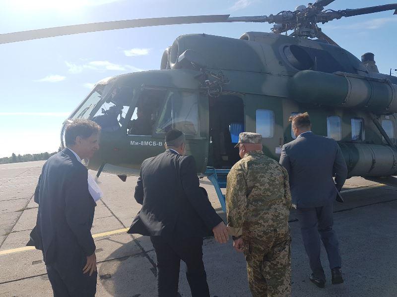 דריכות באומן: דרעי נפגש עם ראש הממשלה