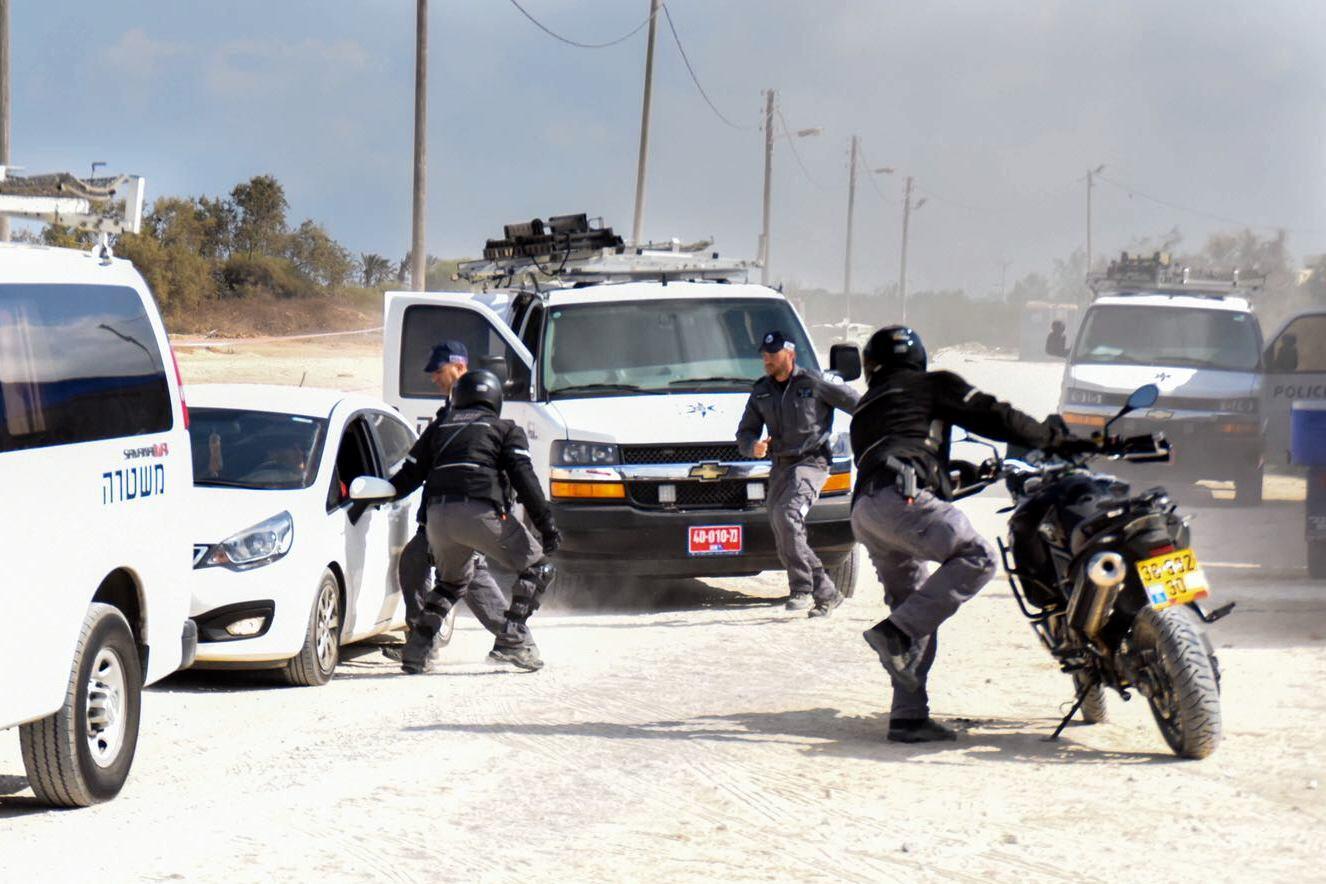 הותר לפרסום: המחבלים נעצרו תוך יממה אחת