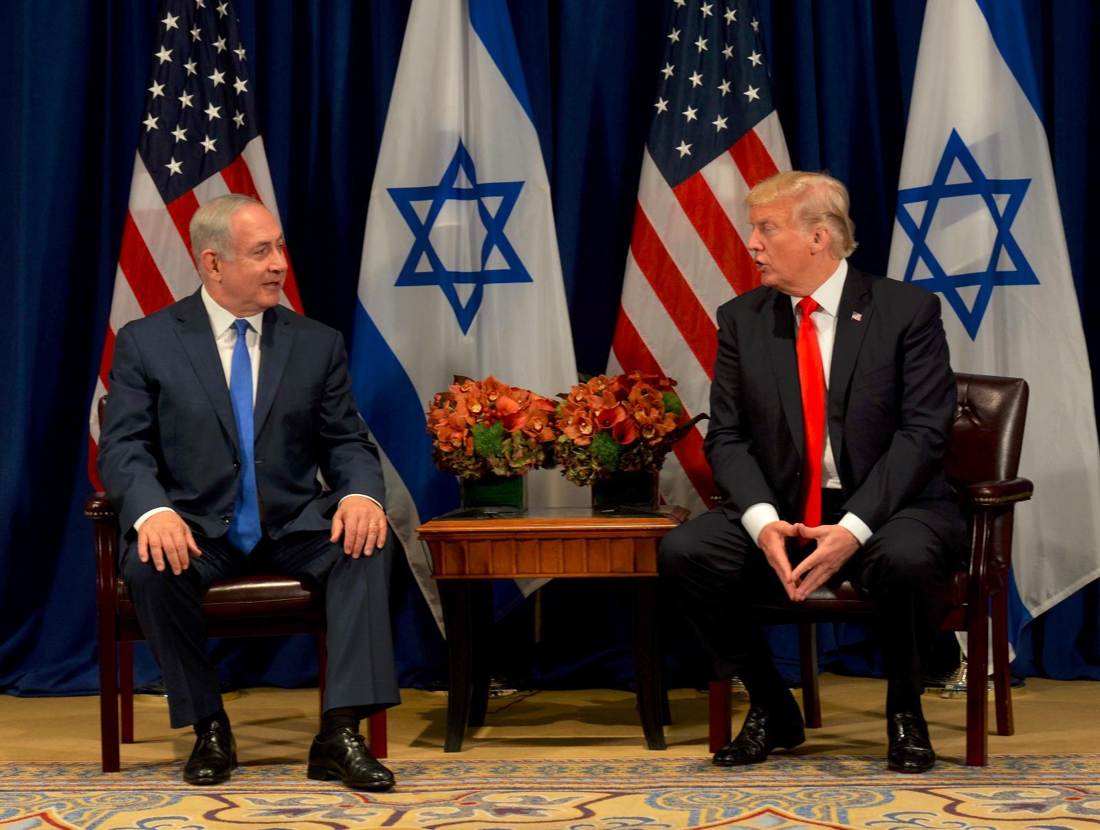 הידידים נפגשו בניו יורק ודנו בסוגיית איראן