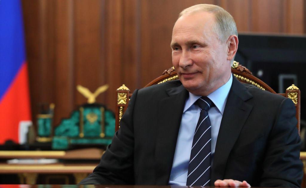 פוטין שיגר ברכה מהקרמלין: שפע ברכות ליהודים לרגל ראש השנה