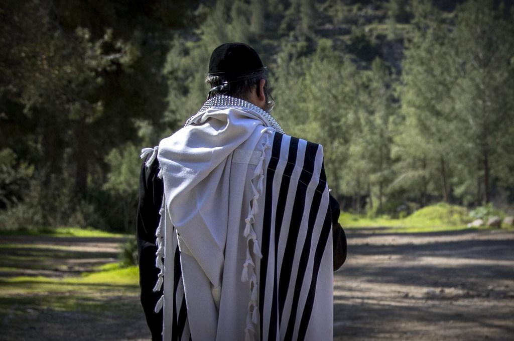 יואל אליהו הלברשטאם מגיש: 'ידיד נפש' • האזינו