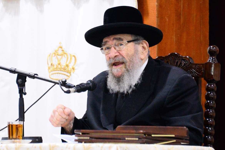 הרב לנדא מוריד את הכפפות נגד עסקני הבראקל: שקרנים וחצופים