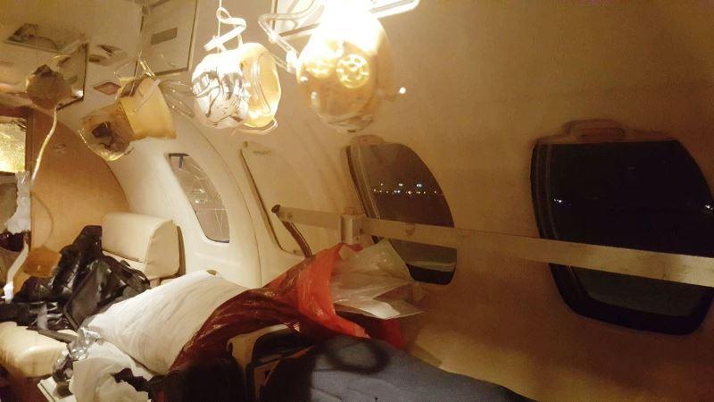 הטסת המשגיח מתעכבת - המטוס חזר לישראל